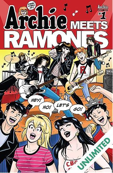 Archie Meets Ramones #1