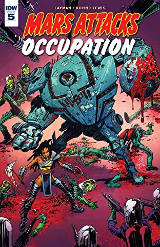 Mars Attacks: Occupation #5 (of 5)