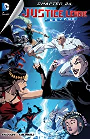 Justice League Beyond (2012-2013) #24
