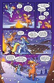 My Little Pony: Friends Forever #31