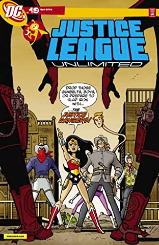 Justice League Unlimited #19