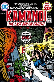 Kamandi: The Last Boy on Earth (1971-1978) #24