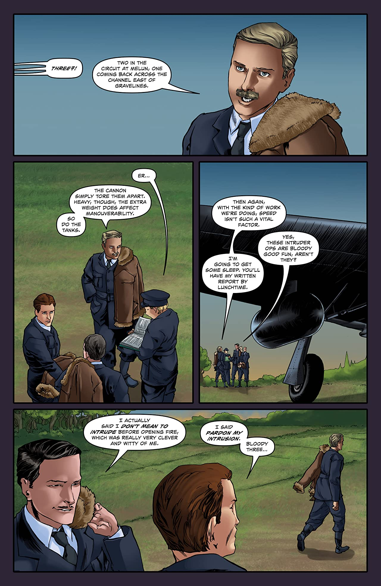 War Stories #21
