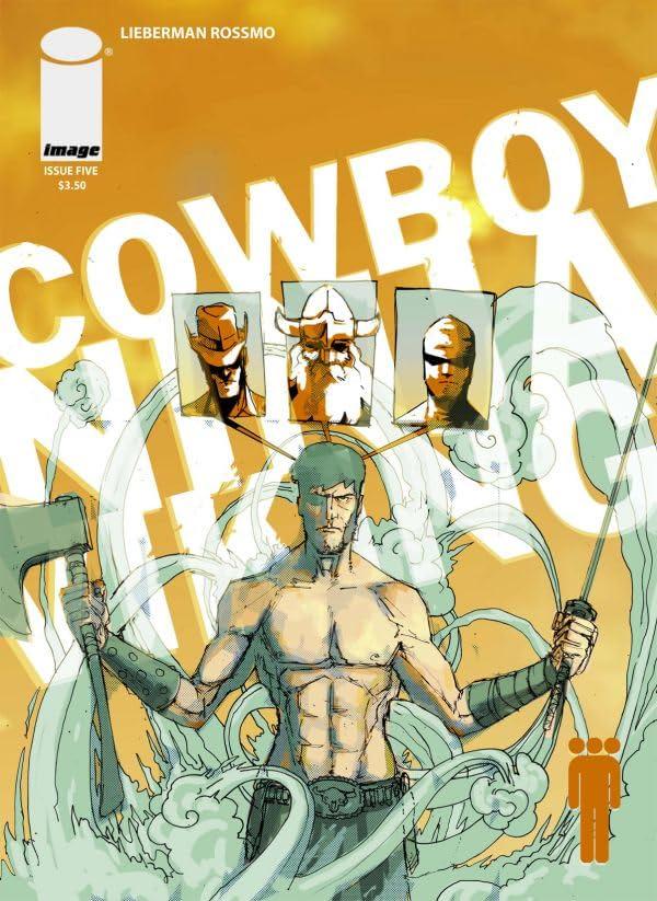 Cowboy Ninja Viking #5