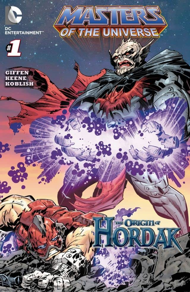 Masters of the Universe: Origin of Hordak