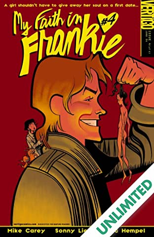 My Faith in Frankie #4 (of 4)