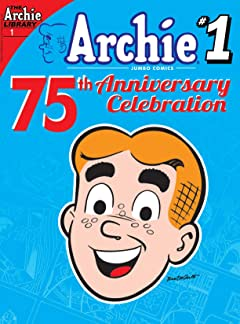 Archie 75th Anniversary Digest #1