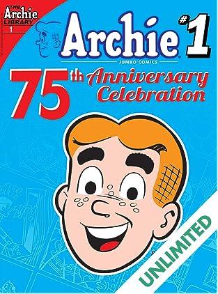 Archie 75th Anniversary Digest #1
