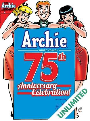 Archie 75th Anniversary Digest #2