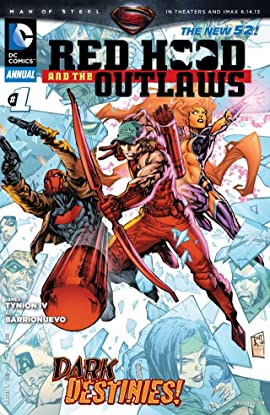 Red Hood and the Outlaws (2011-2015): Annual #1