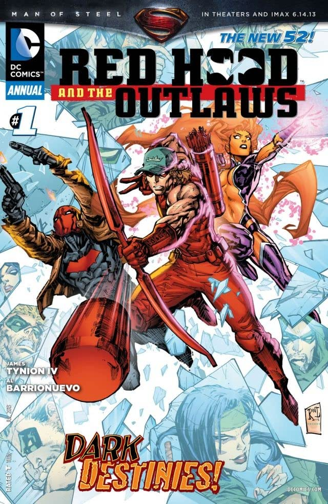 Red Hood and the Outlaws (2011-2015) #1: Annual