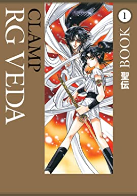 RG Veda Omnibus Vol. 1
