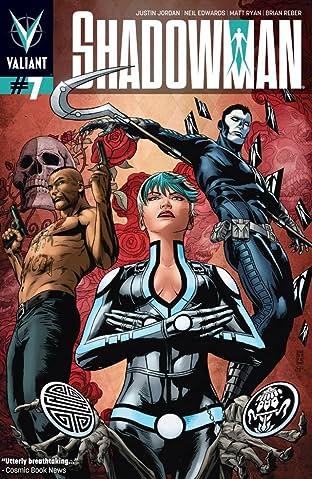 Shadowman (2012- ) No.7: Digital Exclusives Edition