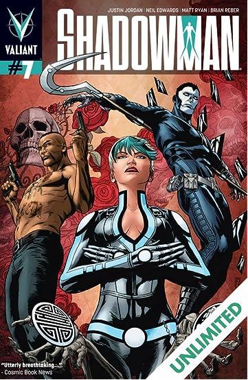 Shadowman (2012- ) #7: Digital Exclusives Edition