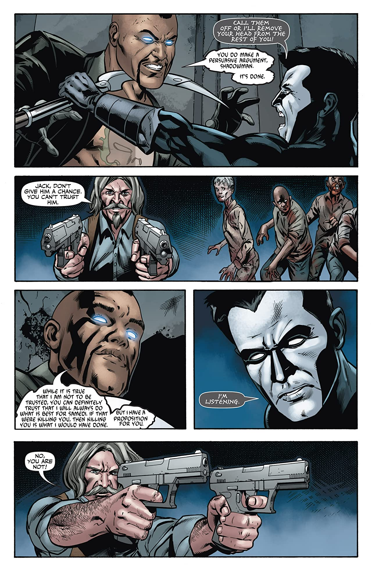 Shadowman (2012- ) #7: Digital Exclusives Edition
