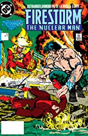 Firestorm: The Nuclear Man (1982-1990) #81