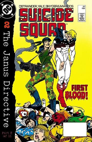 Suicide Squad (1987-1992) #27