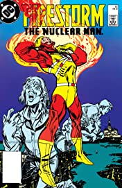 Firestorm: The Nuclear Man (1982-1990) #82