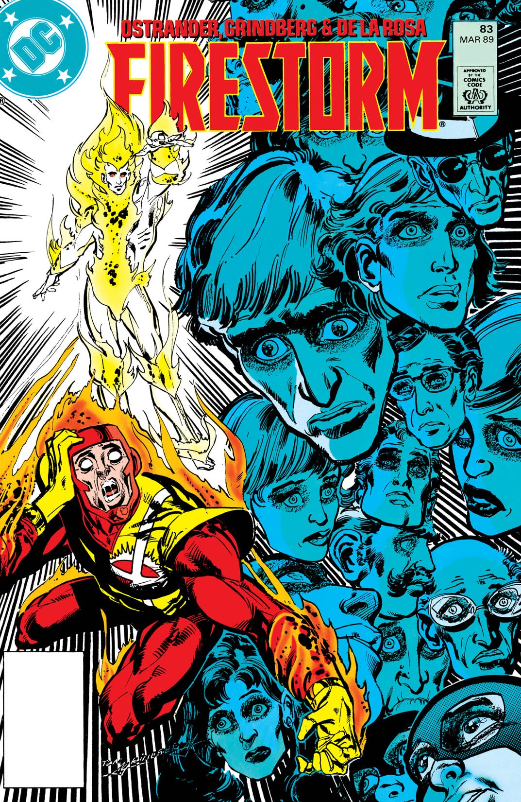 Firestorm: The Nuclear Man (1982-1990) #83