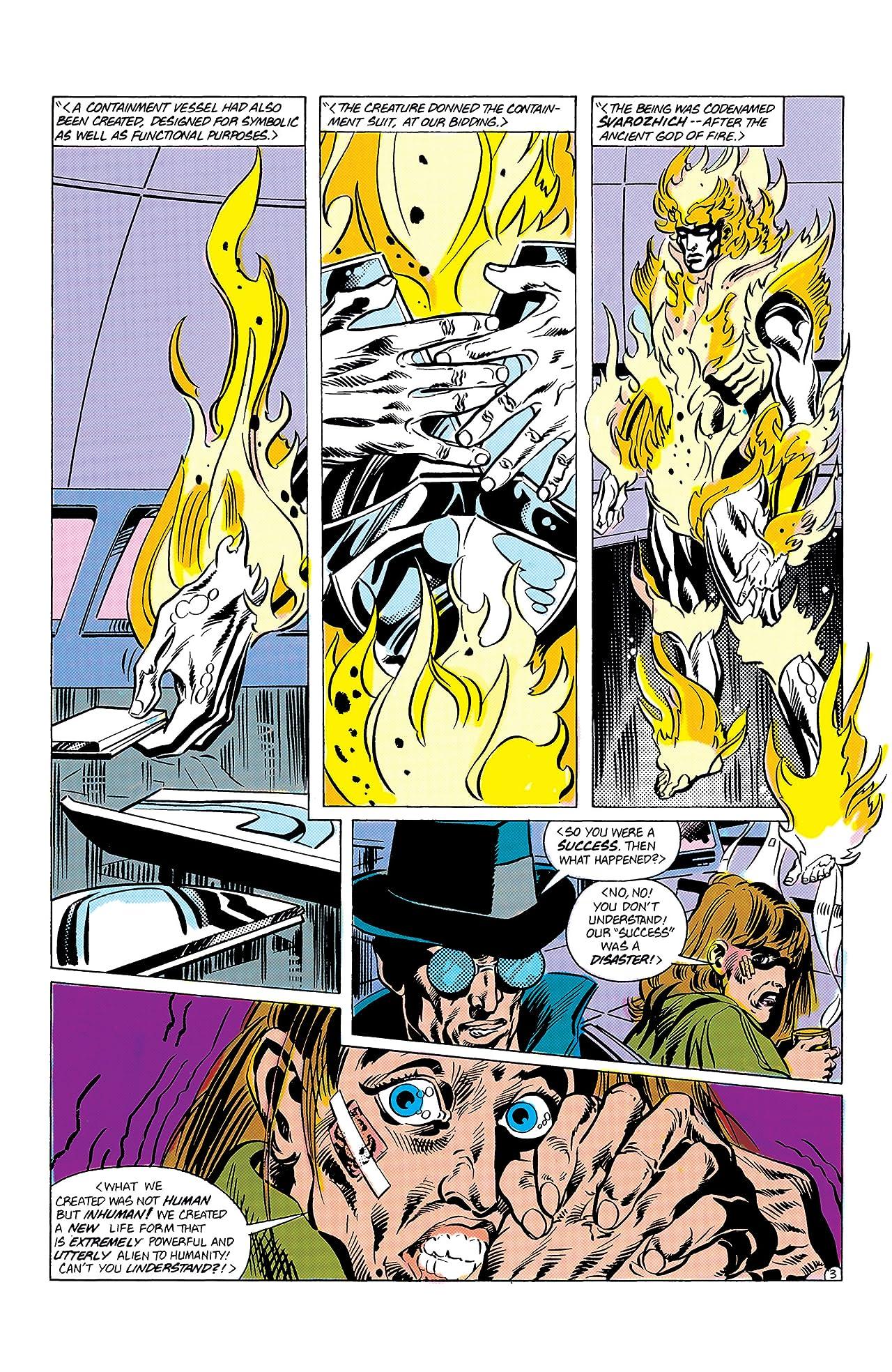 Firestorm: The Nuclear Man (1982-1990) #83