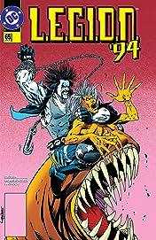 L.E.G.I.O.N. (1989-1994) #65