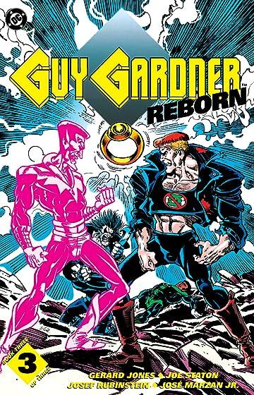 Guy Gardner: Reborn (1992) #3