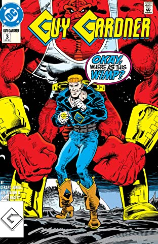 Guy Gardner: Warrior (1992-1996) #3