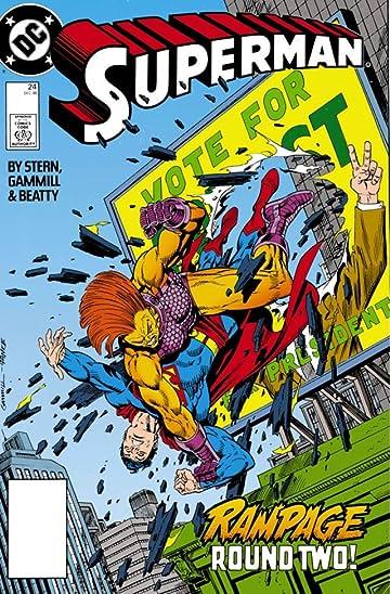 Superman (1987-2006) #24