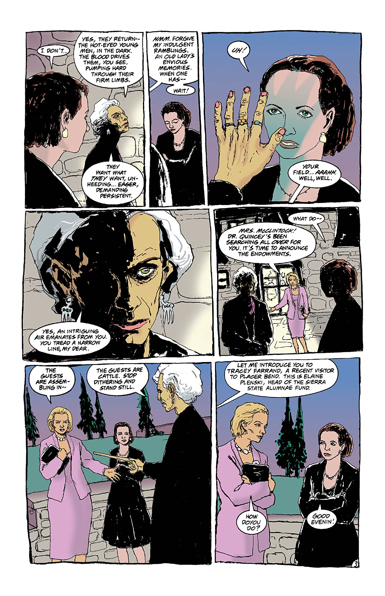 Fault Lines (1997) #4