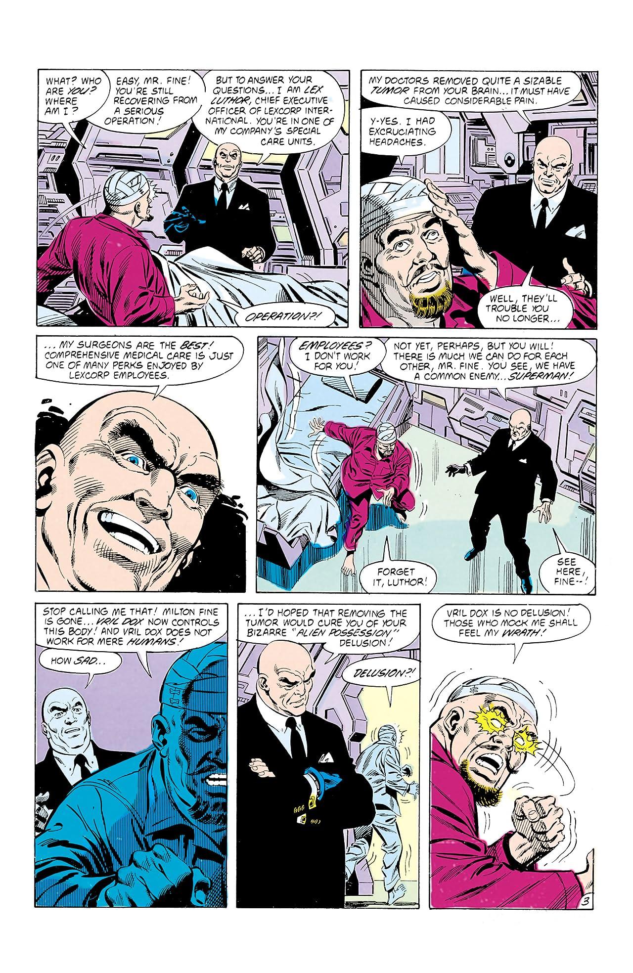 Superman (1987-2006) #25