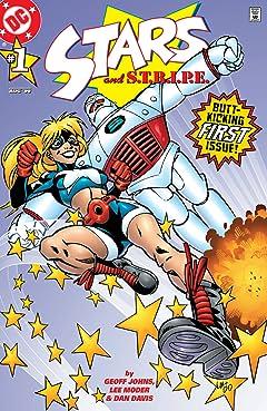 Stars and S.T.R.I.P.E. (1999-2000) #1