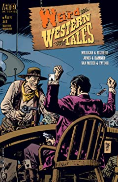 Weird Western Tales (2001) No.4
