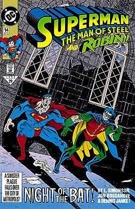 Superman: The Man of Steel (1991-2003) #14