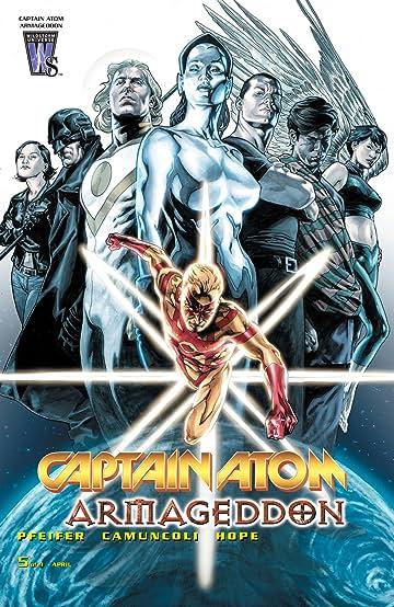 Captain Atom: Armageddon (2005-2006) #5