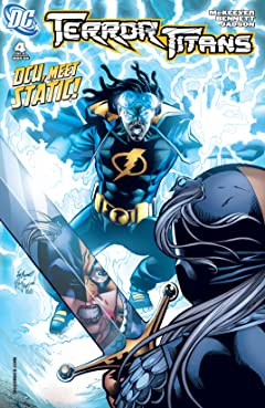 Terror Titans (2008-2009) #4