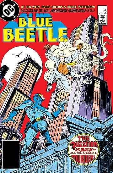 Blue Beetle (1986-1988) #5