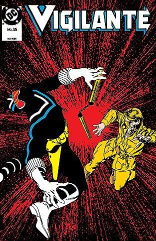 Vigilante (1983-1988) #35