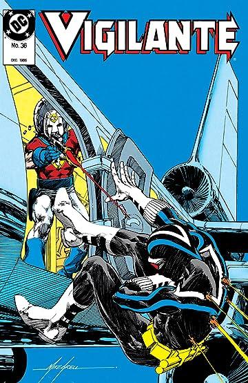 Vigilante (1983-1988) #36
