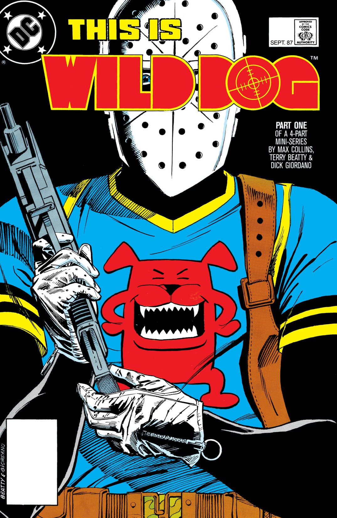 Wild Dog (1987) #1