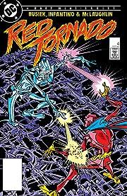 Red Tornado (1985) #4