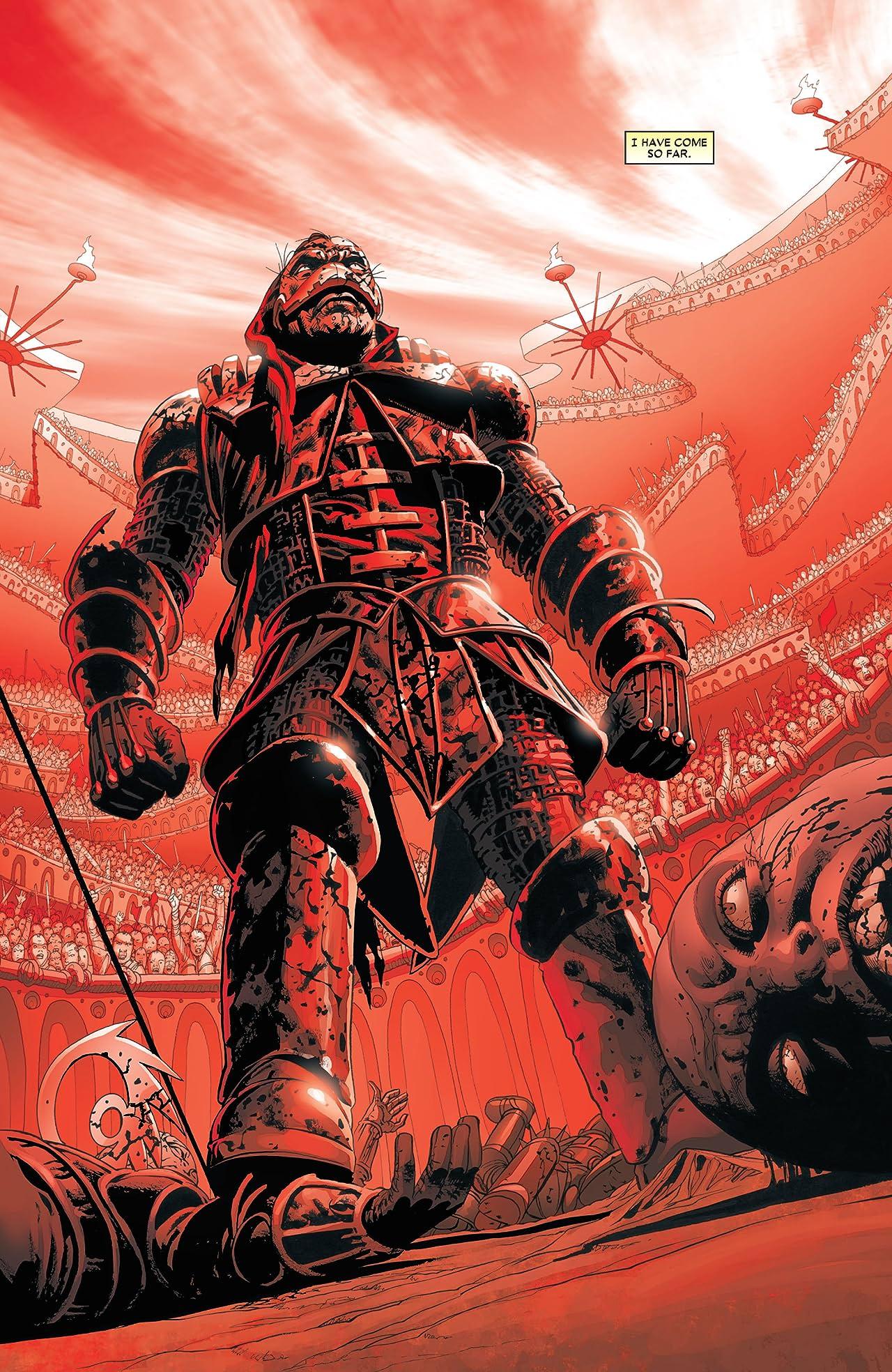 Astonishing X-Men (2004-2013) #4