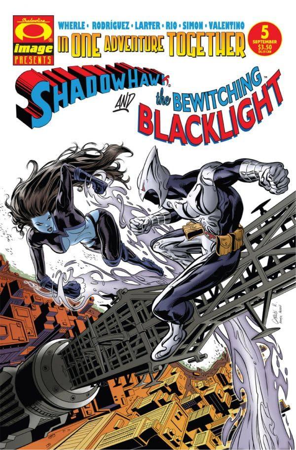 Shadowhawk #5