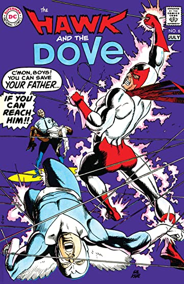The Hawk and the Dove (1968-1969) #6