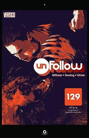 Unfollow (2015-2017) No.11