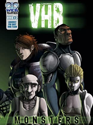 V.H.B. Tome 2: Monsters