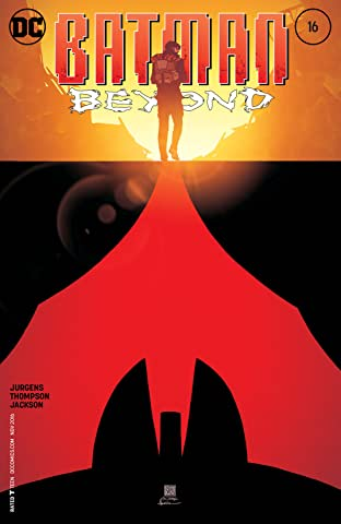 Batman Beyond (2015-2016) No.16