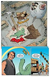 The Flintstones (2016-) #3