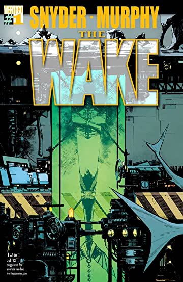 The Wake #1 (of 10)