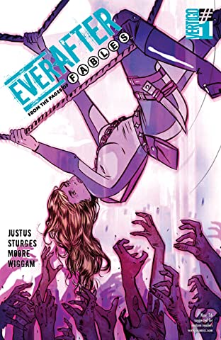 Everafter: From the Pages of Fables (2016-) #1
