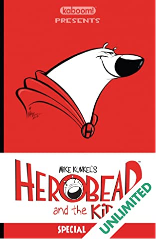 Herobear and the Kid Special #1